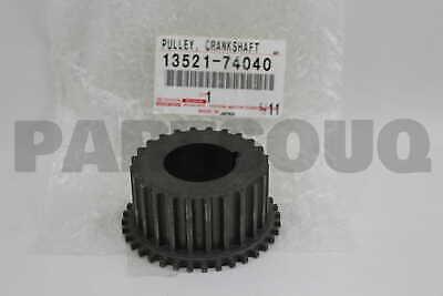 For Toyota Genuine Engine Timing Crankshaft Sprocket 1352174040