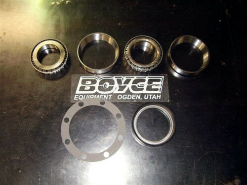 Military 2.5 Ton M35 M44 Rockwell Front Axle NEW Hub Bearing /& Seal Kit