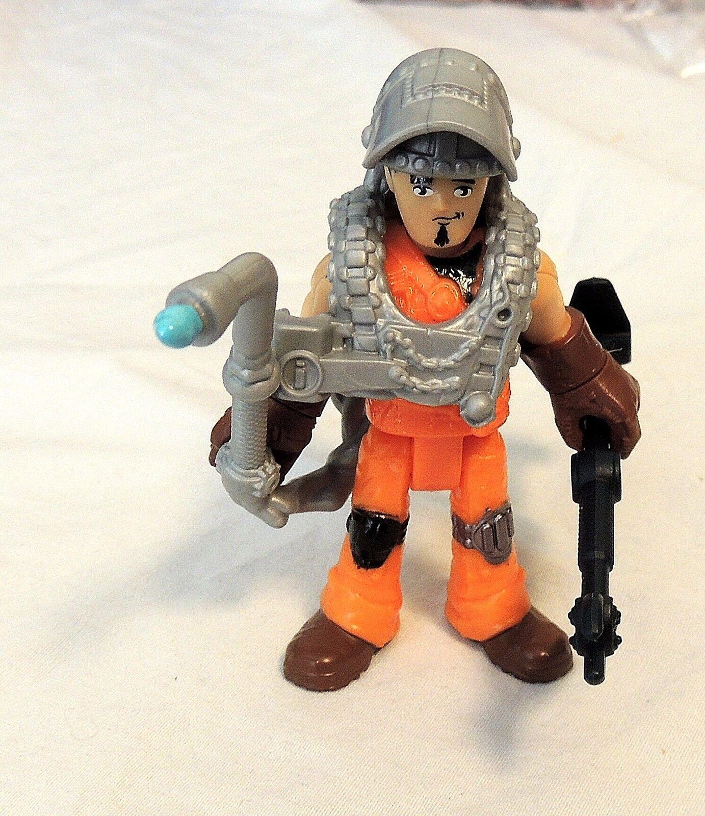 New Imaginext, Blind Bag Series 8 Figure Welder Construction Blow Torch