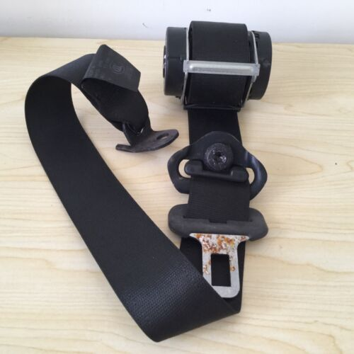 2004-2010 VAUXHALL ASTRA H MK5 RIGHT OSR DRIVER SIDE REAR SEAT BELT 13155539
