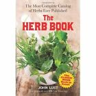 The Herb Book by John Lust (Paperback, 2014)