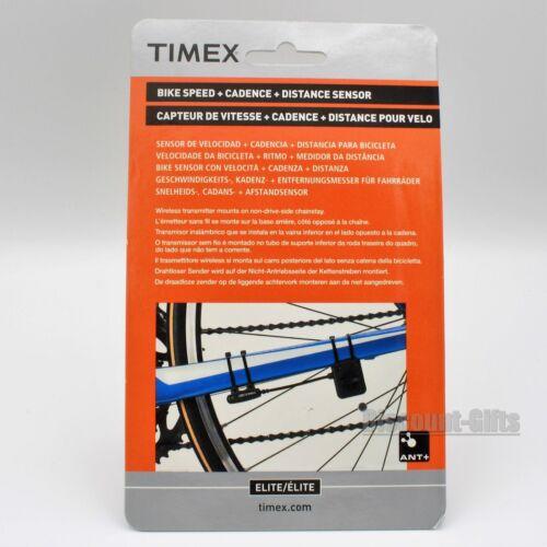 New Timex Bodylink wireless bike sensor T5K445 Distance Speed Cadence