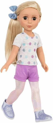 Glitter Girls Dolls by Battat Amy Lu 14-inch Poseable Fashion Doll