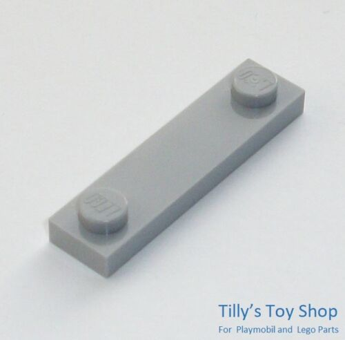Lego 5 Thin Plate Plate Modifield 1x4 NEW 2 Studs Pick Colour ID 92593
