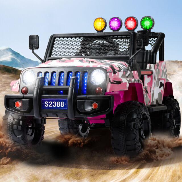 Uenjoy 5020800112 502080012 2v Battery Powered Ride On Car For Kids Black