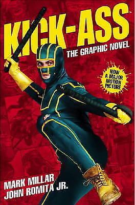 1 of 1 - Kick-Ass Graphic novel comic brand new - 9781848565357
