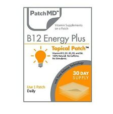 B12 Energy Plus Vitamin Patch (30-Day Supply) by PatchMD