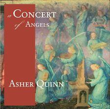 Asher Quinn (Asha) - Concert of Angels -  CD
