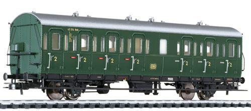 SH Liliput l334057 a los turismos 2. clase DB