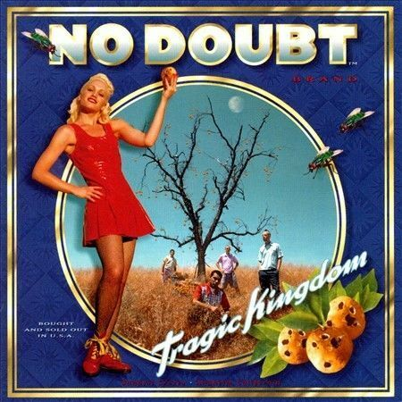 1 of 1 - Tragic Kingdom by No Doubt (CD, 1995, Interscope (USA)) AS NEW