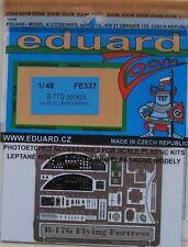 Eduard 1/48 FE337 Colour Zoom etch for the Revell/Monogram B-17G Flying Fortress