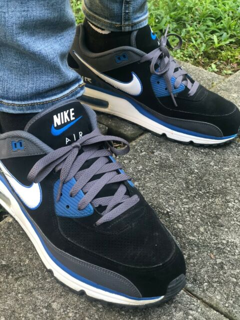 Nike Air Max Wright Gray Blue Men's Size 11