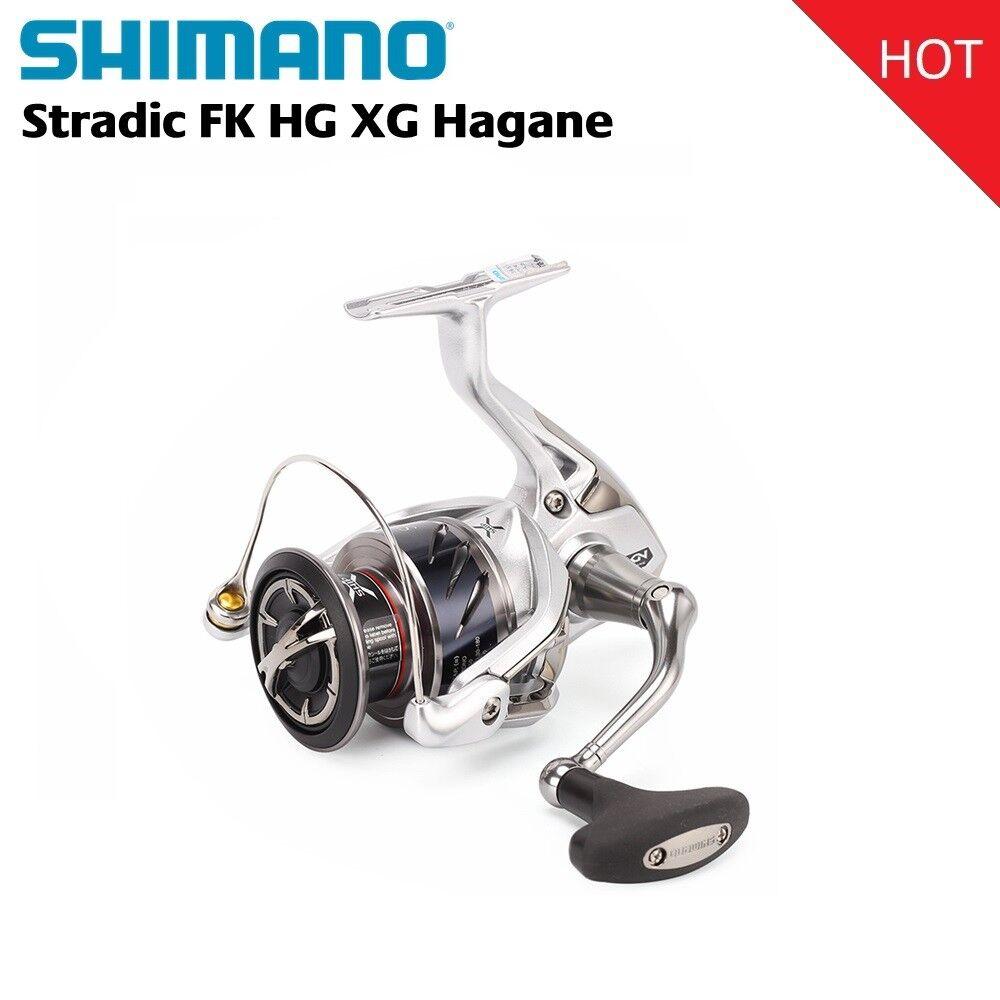 Shimano Stradic FK Fishing Spinning Reel 2500HG 4000XG C5000XG HAGANE Saltwater