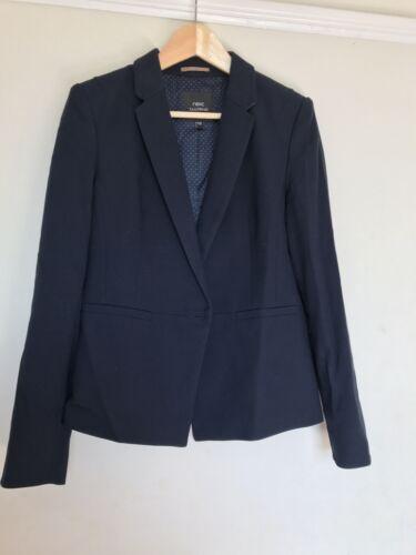 Jacket Suit Navy 12 Tailored Successivo Size OqETWtnU