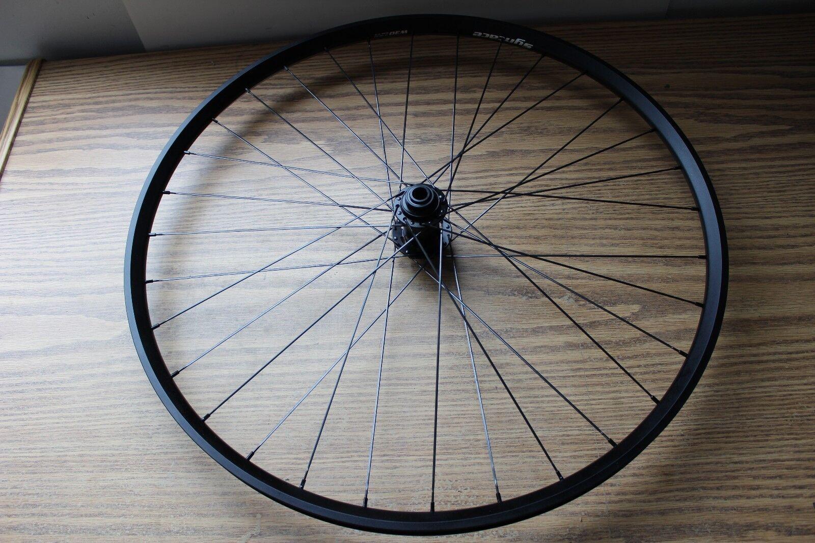 29  MTB Front Bike Wheel Syntace W30 15mm Thru-Axle Disc Brake Lightweight New
