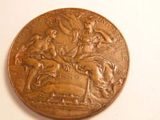 1889 Paris Exposition bronze medal award - Southern Cotton Seed Oil Co.