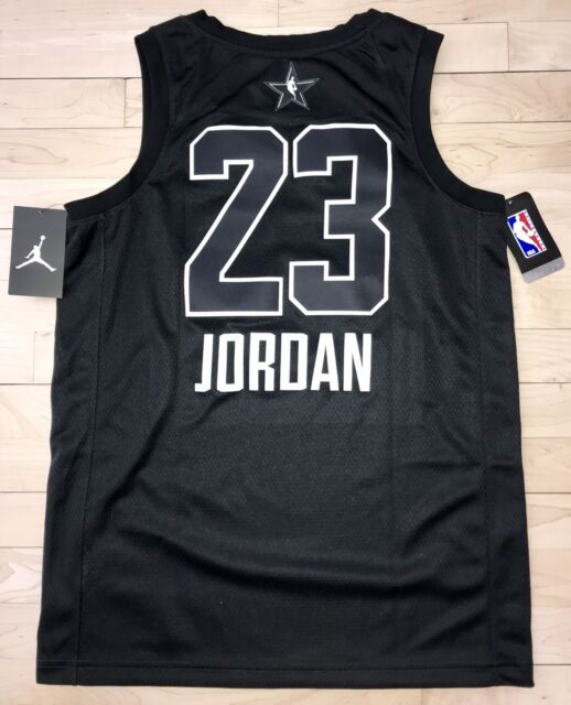 a0cf549c63b NIKE MICHAEL JORDAN LA LOS ANGELES NBA ALL STAR GAME JERSEY 23 928873-023  MEDIUM