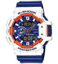 Casio G-Shock *GA400CS-7A Anadigi XL Red & Blue Gshock Ivanandsophia COD PayPal