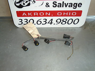 08 Kawasaki ZZR 600 ZZR600 ZX6J Coil Wire Harness   eBay on
