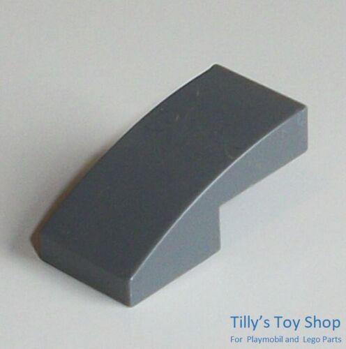 Eight 1x2x2//3 Curved Step Slope Bricks Pick a Colour ID 11477 Lego NEW