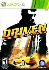 Driver: San Francisco - Xbox 360 Game
