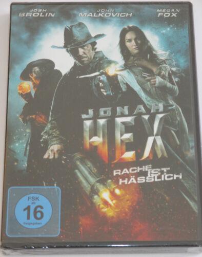 1 von 1 - Jonah Hex - DVD/NEU/OVP/Action/Josh Brolin/Megan Fox/John Malkovich