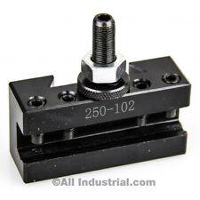 Axa 2 Quick Change Turning Facing Amp Boring Cnc Tool Post Holder 250 102