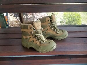 0a31c69ebf0 Details about WELLCO M760 Combat Hiker Mountain Boot Hot Weather 7.5 R