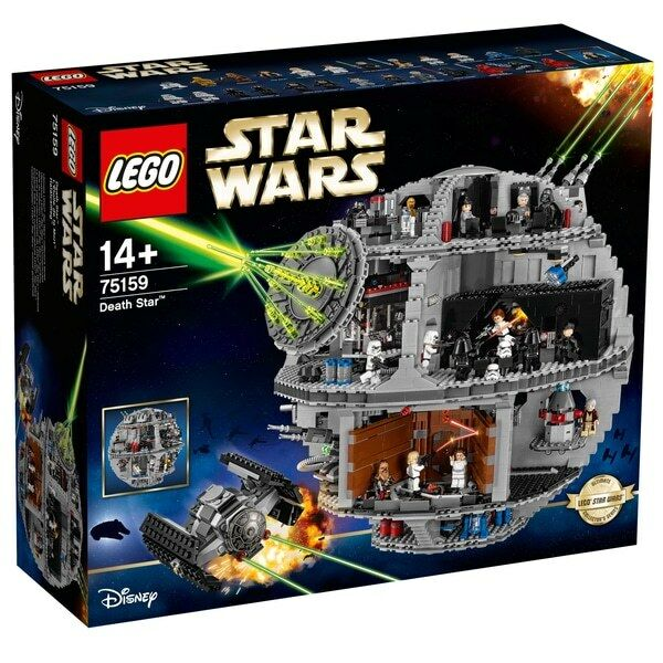 LEGO Star Wars Morte Nera 75159 -  nuovo e sigillato