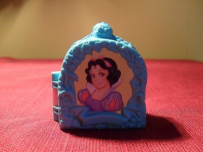 Vintage Polly Pocket Disney Snow White and the Seven Dwarfs Locket Only 1993