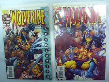 MARVEL Comics WOLVERINE #150 to 153 (BLOOD DEBT PART 1-4)