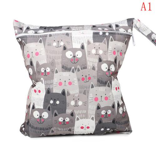 Wet bag washable reusable cloth diaper nappies bags waterproof bag new vbuk