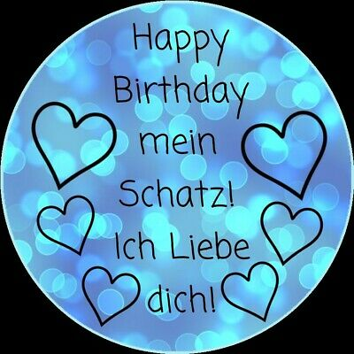 Birthday schatz happy mein Happy Birthday