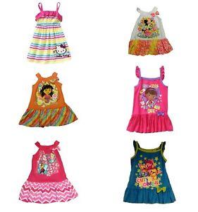3c37609d6 Doc McStuffins Minnie Mouse Hello Kitty My Little Pony Dora Girls ...