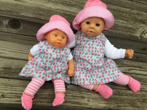 Vêtements Vêtements 5-tlg Annabell pour poupées taille 46-48 ou taille 36-38 NOUVEAU Chou