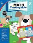 Math Thinking Mats, Grade 2 by Carson Dellosa Publishing Company (Paperback / softback, 2016)