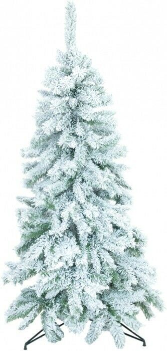 Europalms sapin, floqués, 210 cm