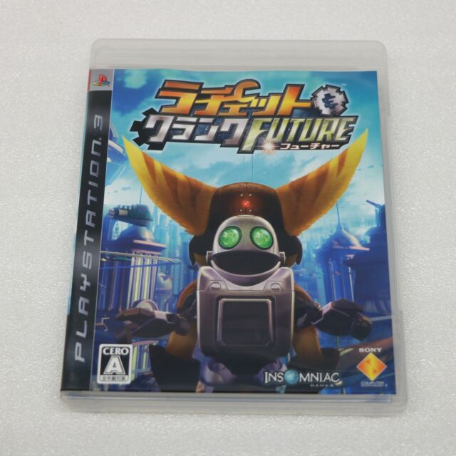 Ratchet et & Clank Future - PS3 Sony Playstation 3 Jeu - Jap Import