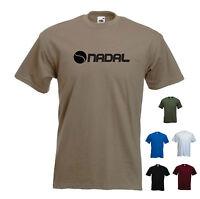 'Nadal' Tennis Wimbledon Rafael Nadal T-shirt Tee