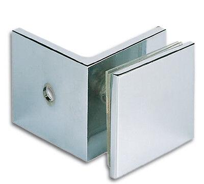 Winkelverbinder Bilbao Select Glas-Wand 90 (1 Stück) [5213140]