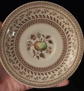 Set-of-3-Vintage-Johnson-Bros-Saucers-Fruit-Sampler-Pattern-Made-in-England