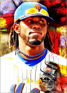 2020-Jose-Reyes-New-York-Mets-15-25-Art-ACEO-Sketch-Print-Card-By-Q