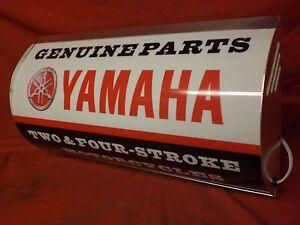 yamaha,lightup<wbr/>,sign,illumina<wbr/>ted,classic,di<wbr/>splay,mancave,<wbr/>garage,RD,FS1E<wbr/>,bike,2