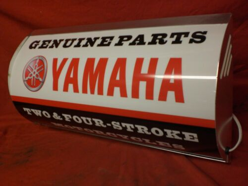 yamaha,lightup,sign,illuminated,classic,display,mancave,garage,RD,FS1E,bike,2