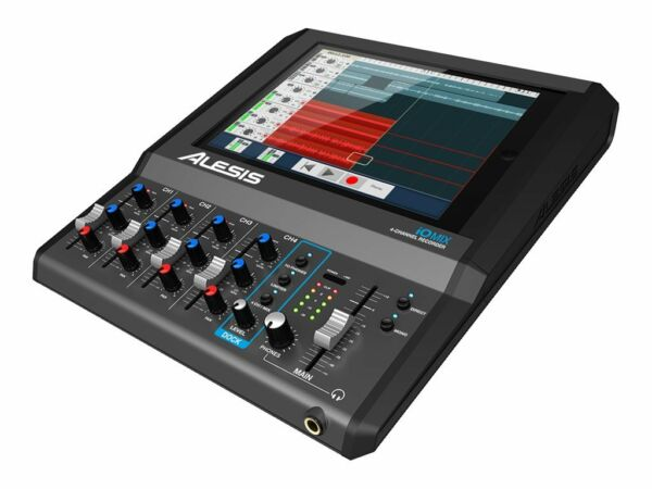 alesis io mix 4channel recorder for ipad for sale online ebay. Black Bedroom Furniture Sets. Home Design Ideas