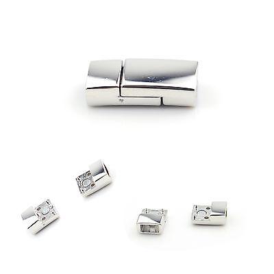 Interlocking Magnetic Platinum Plated