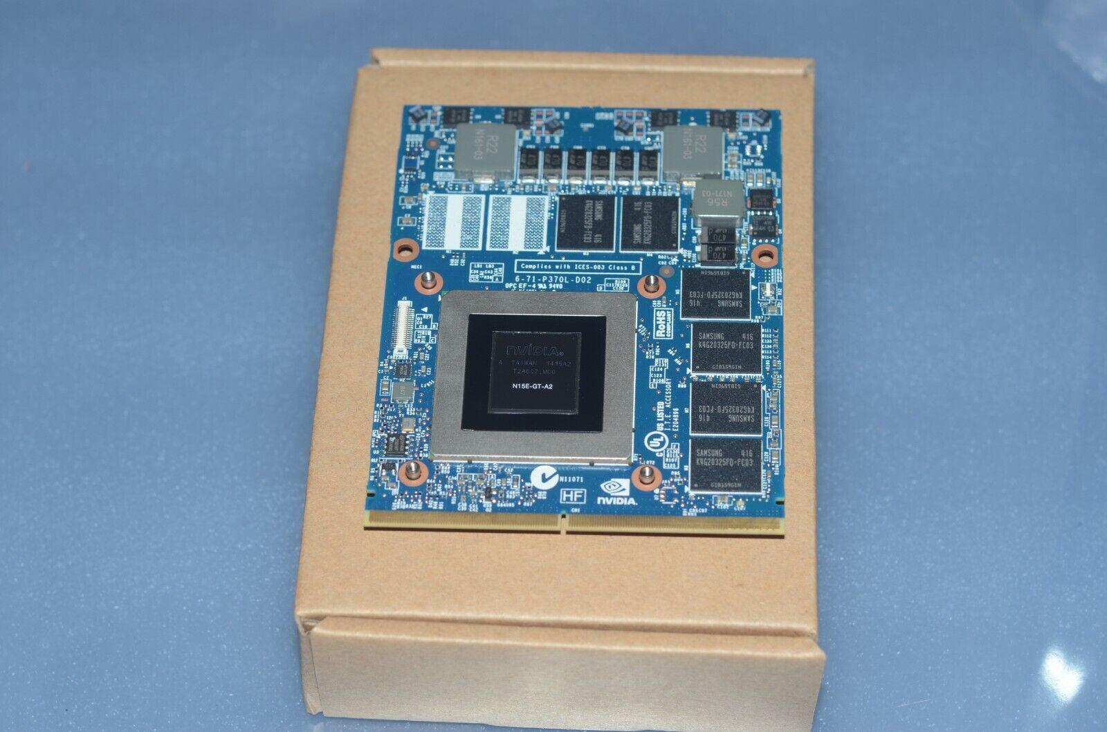 AMD HD8970M 4GB for Clevo P370SM P375SM DELL Alienware M17X R2