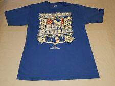 Vintage Champion World Series Elite Baseball USSSA 2009 Men's T-shirt Size M