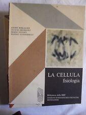 AA.VV. LA CELLULA fisiologia ed. Mondadori EST 1976