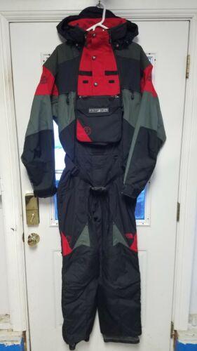 vintage 1996 North Face Steep Tech suit
